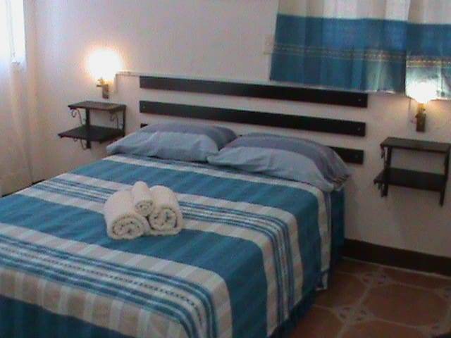CONFORTABLE SUITE CON 2 RECÁMARAS Y COCINETA. - Tuxtla Gutiérrez - 公寓