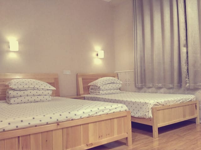 Family Room(家庭房) - Huangshan - Guesthouse