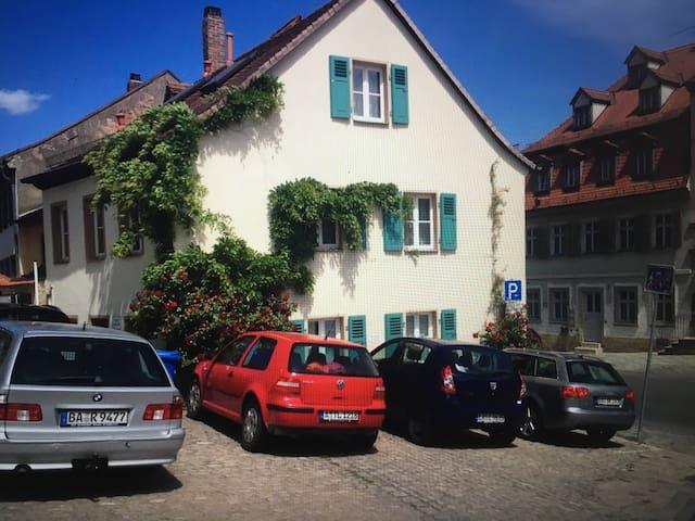 Zentral über der Bamberger Altstadt - Bamberg - Flat