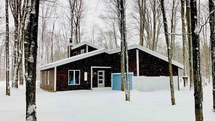 Shanty Creek / Schuss Mountain  ski + golf cottage