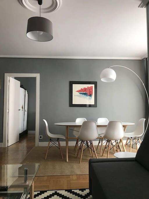 Piso nuevo centro junto caballer a plaza zorrilla apartamentos en alquiler en valladolid - Apartamento alquiler valladolid ...