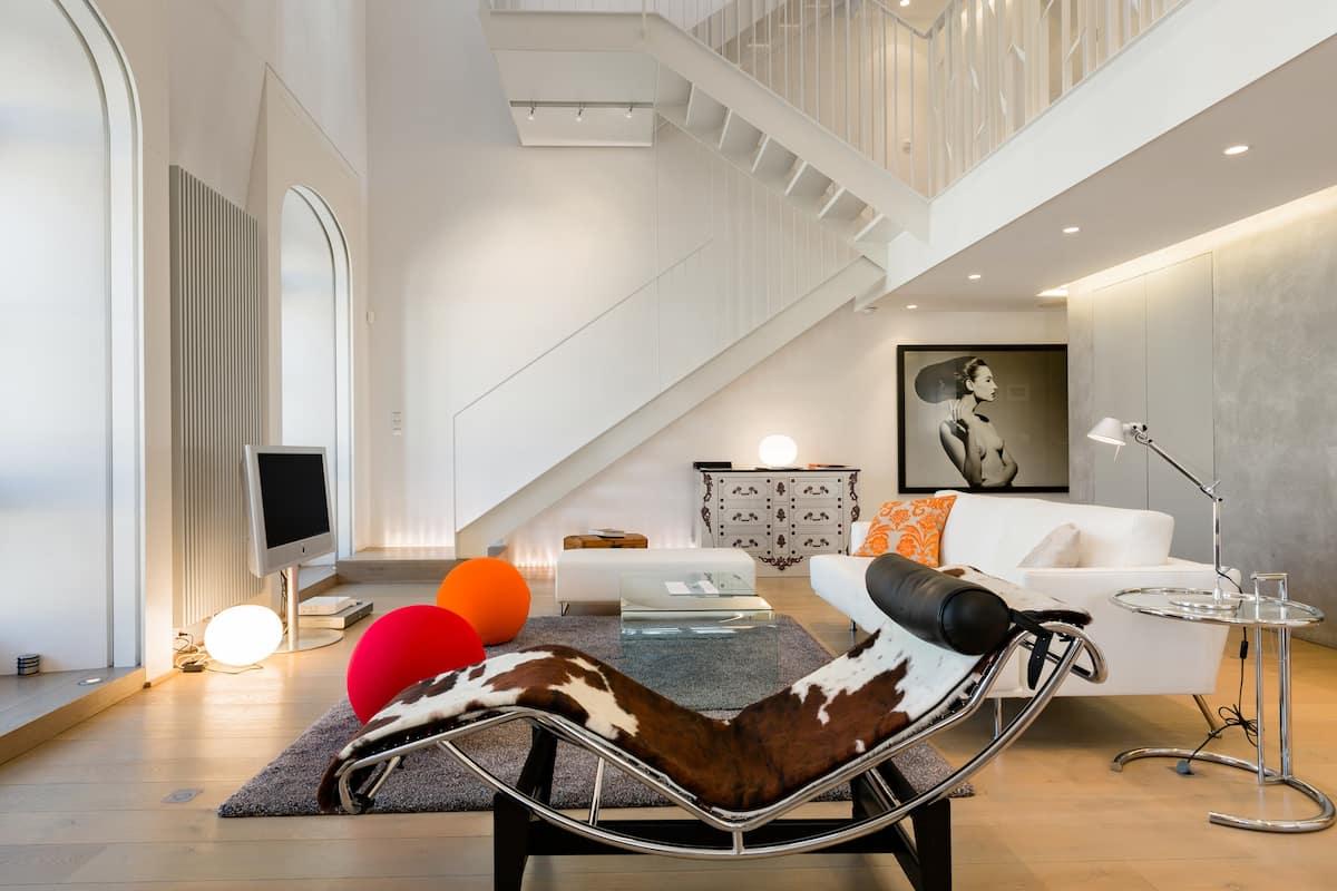 Confort et design dans un loft au cœur d'Annecy