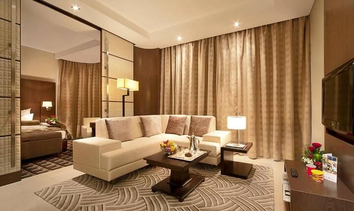 Spacious Suite Apartment in Tourist Club Area