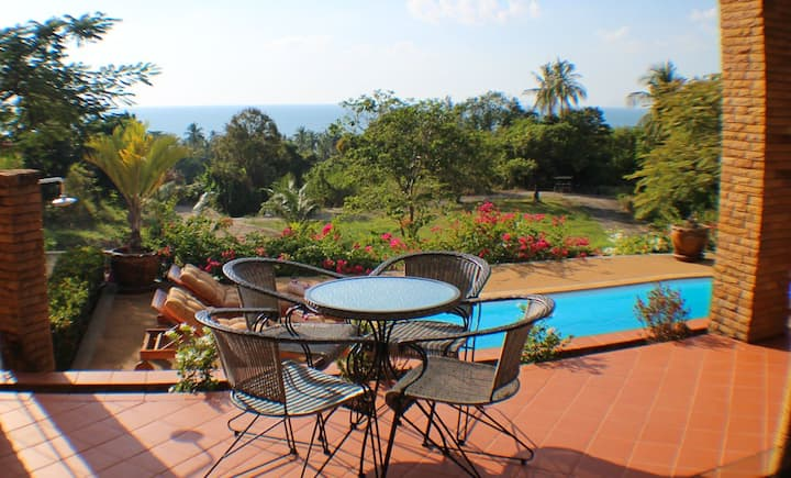 20% off! Seaview! Private Pool - Villa Issara