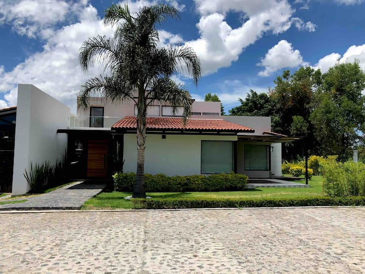 Peaceful Villa completa (10 huéspedes) in Atlixco