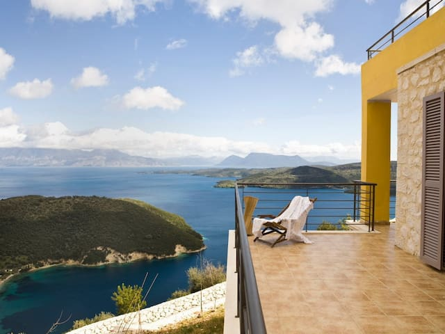 Andigoni Villas one of the best - Lefkada - Villa