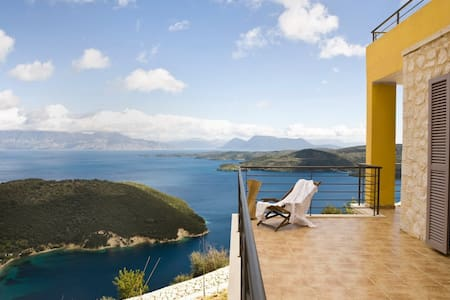Andigoni Villas one of the best - Lefkada - Willa