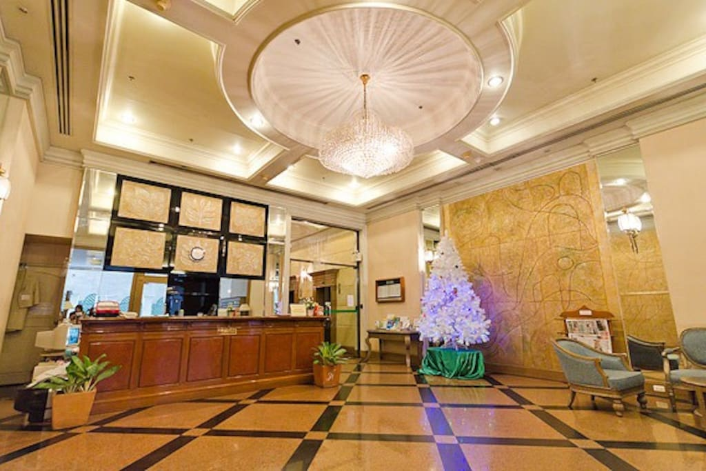 Welcome Lobby