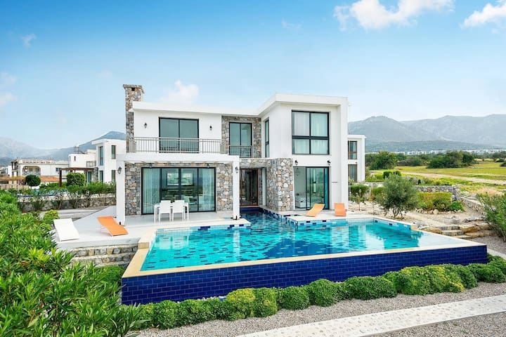 Joya Cyprus Seaside Luxurious Villa