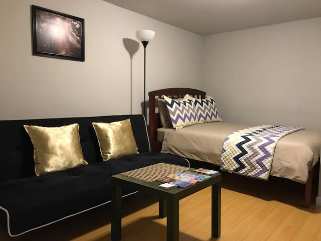 Cozy Private Room - Close to Bart Station