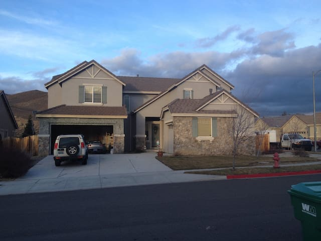Cozy Master Suite - Reno - House