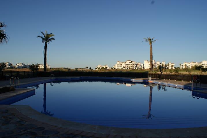 apartment in relax resort - Sucina - Pis