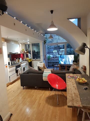 Cosy London home