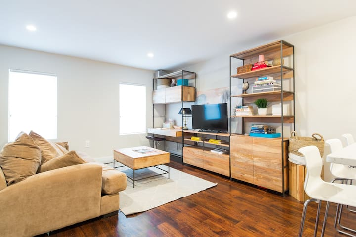 Garden level apartment in Bed-Stuy