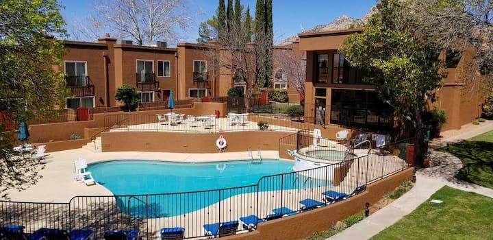 Villas of Sedona: 1-BR, 2 Baths, Sleep 4, Kitchen