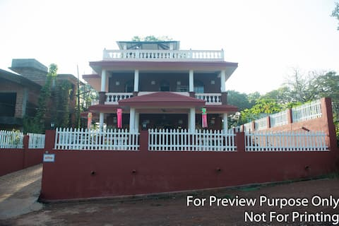 Place at Old Goa, near world heritage sites