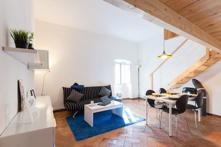 Original apartment on the Costa Brava! (with WIFI) - Torroella de Montgrí - Byt