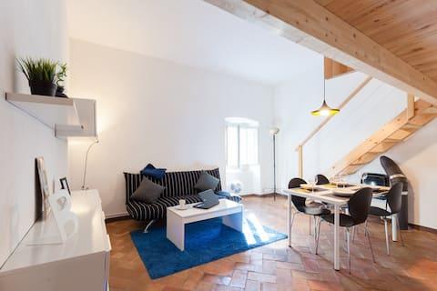Original apartment in Costa Brava (with WIFI)