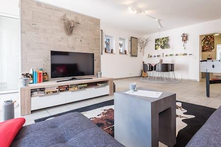 refurbished bavarian apartment - Wolnzach - Condominium