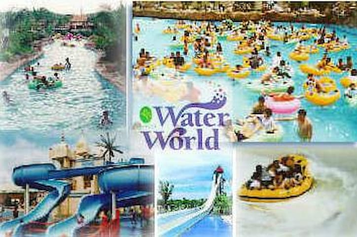 Afamosa Water World