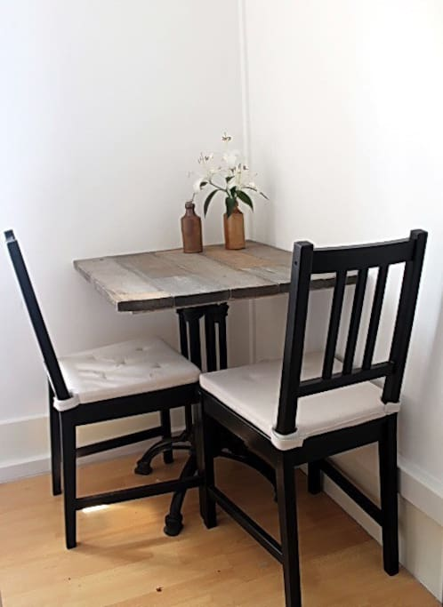 Working space or a dinning table.