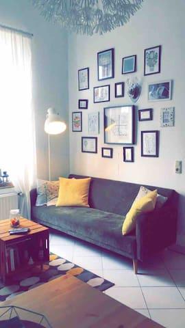 Charmante Wohnung in Aachen Mitte