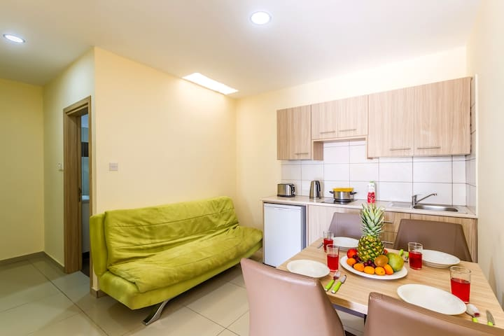 Paul Marie Hotel Apartments Two bedroom Apartment
