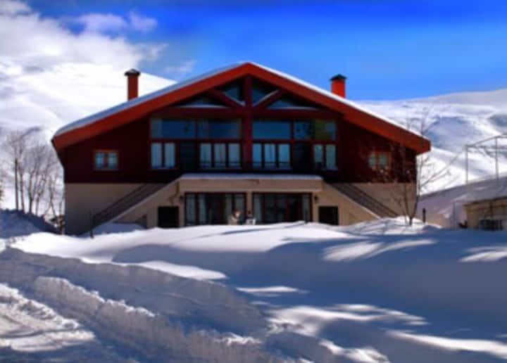 La Grande Ourse - 3 Bedroom Chalet (Mountain View)