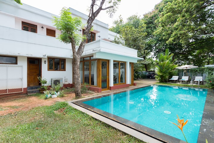 Luxury Private Villa by the Beach - Cochin, Kerala