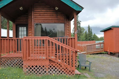Gwin's Lodge Spruce Cabin, #13