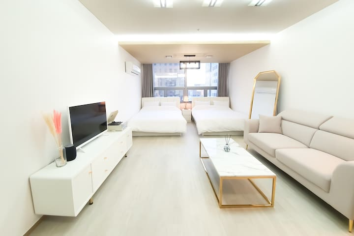 【NEW】*Best Studio in Gangnam* 1min Gangnam Stn.