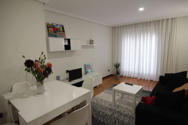 Precioso apartamento casco Antiguo,Parking incl. - Logroño - Apartemen