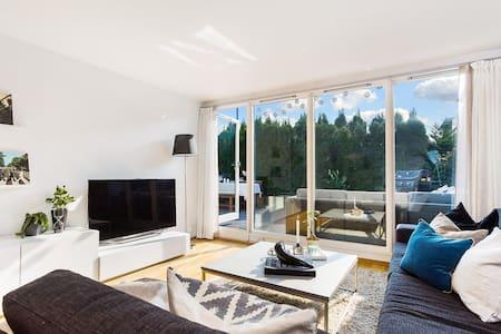 Stor og sentral leilighet på Skøyen - Oslo