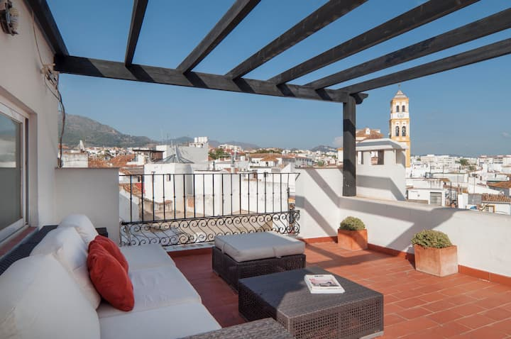 Beautiful 3 bedroom loft/ apartment in Marbella
