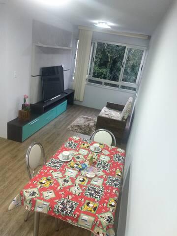 Apartamento novo em ótima localização!!!