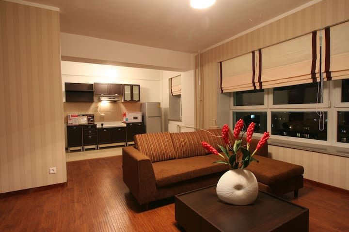 cozy apartment in the centre of UB - Ulaanbaatar - アパート