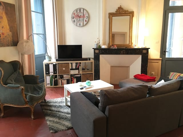 Appartement cosy en centre ville