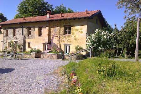 Casa Prepranda, il bosco a mezz'ora dal mare - Pontinvrea - Ház