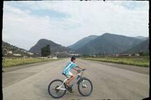 Cycling @ Gauchar