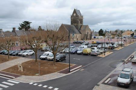 Gite le Sainte Mére Eglise - Sainte-Mère-Église - Huoneisto
