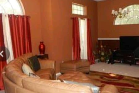 Spacious Home near Arlington&Dallas - Duncanville - Huis