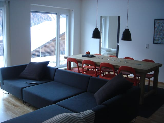 Modern and fully equipped apartment - Sankt Anton am Arlberg - Wohnung
