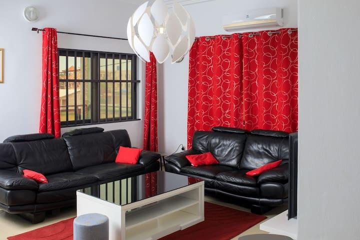 Superbe Appartement à Cotonou Pk10 Marina G