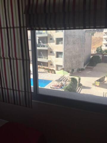 Contemporary Apartment in Abdoun w/swimming pools