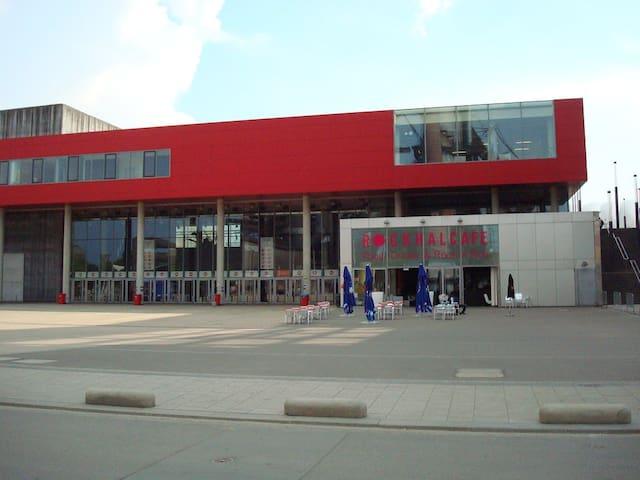 Belval University / Rockhal - Esch-sur-Alzette - Appartement