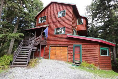 Alpine Treehouse - Anchorage