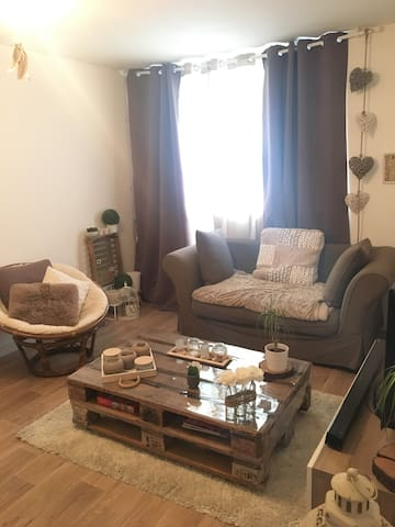 Charmant cocoon cosy de 50 m²