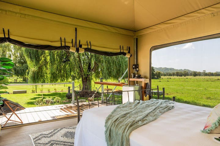 Britlyn Willows - Glamping in Berry