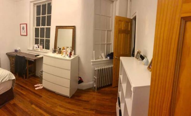 Large quiet room in prime Lower East Side