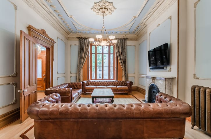 Downtown Luxury Mansion 6BR/4BA